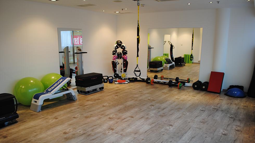 Trainingsbereich Linz