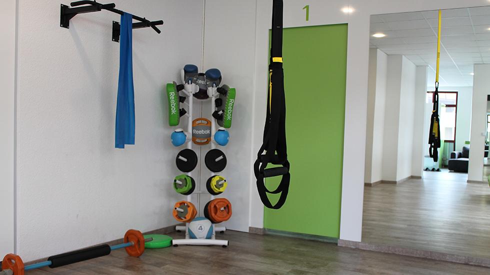 Trainingsgeräte, Fitness
