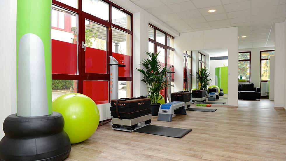 Trainingsräumlichkeiten Linz