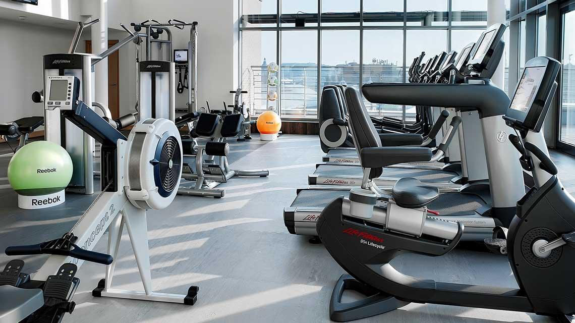 Fitnessstudio für Geschäftskunden